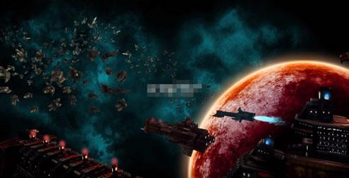 重现巴尔之盾战役 战锤40K题材手游《哥特舰队:利维亚坦》今春上架