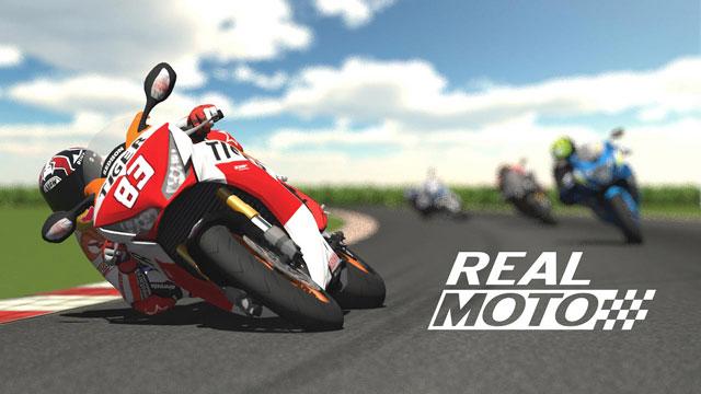本周新游:《真实摩托》感受高手冲刺的乐趣
