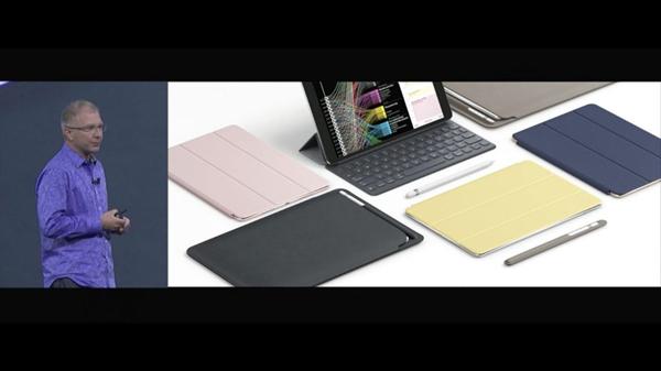 Apple Pencil延迟改善 与新款保护套整合
