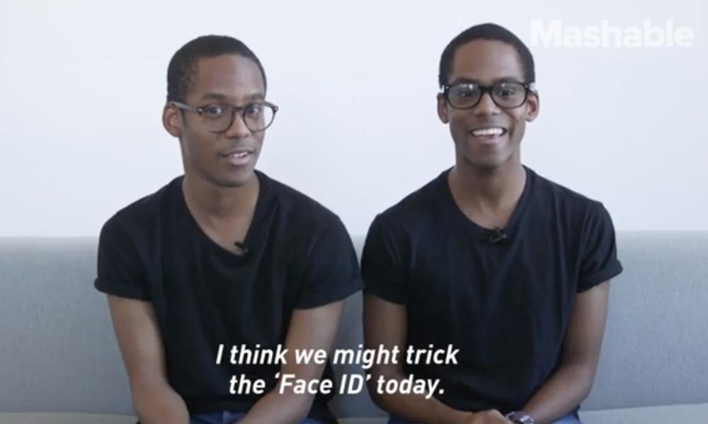 双胞胎测试Face ID结果:两组失败一组成功