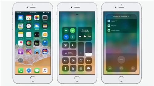 iPhone该不该升级系统到iOS 11?
