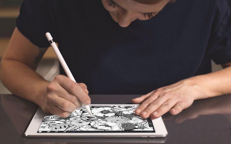 新专利曝光 未来Apple Pencil可以隔空作画?