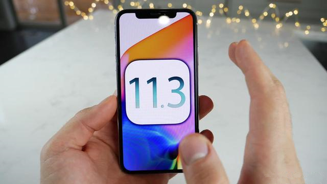 用了一个星期,iOS 11.3的电池续航表现如何?