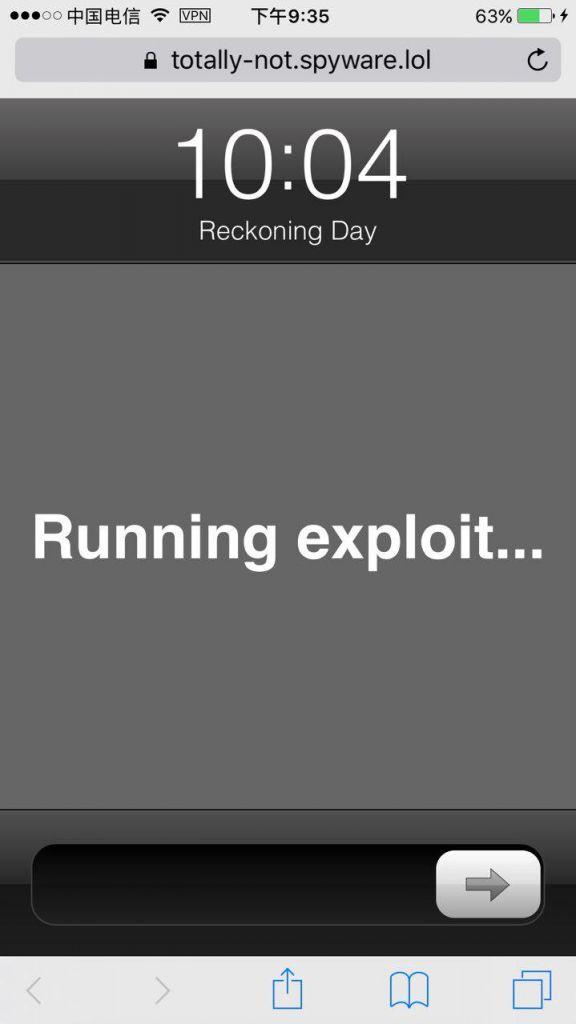 iOS 10~iOS 10.3.3最新一键网页越狱教程