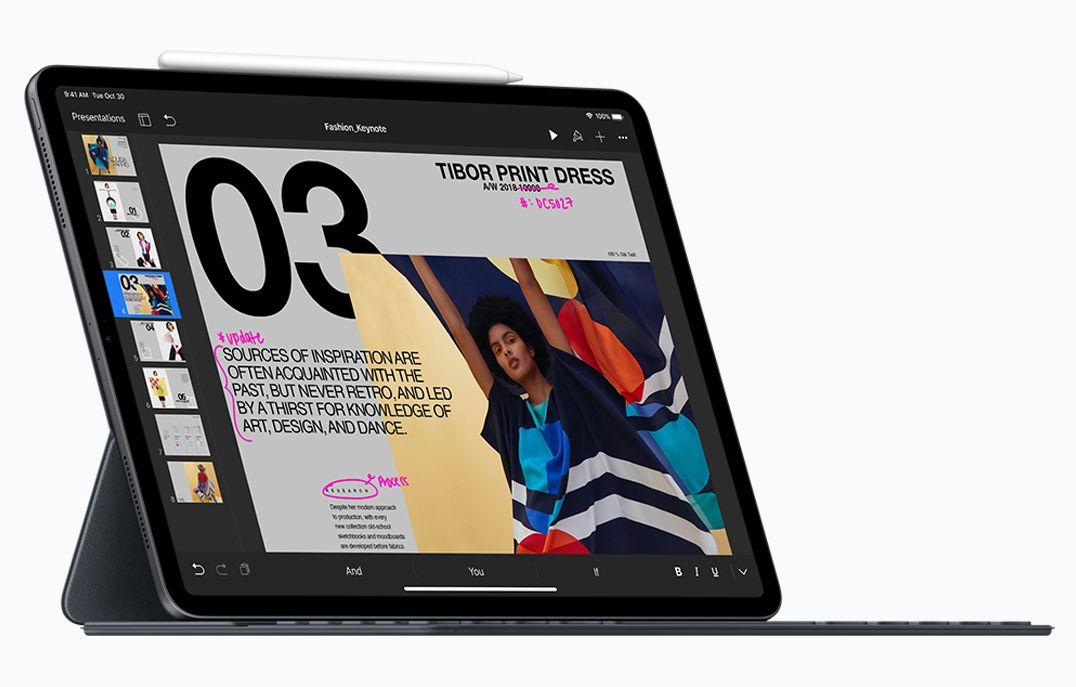 iPad Pro 比 Mac 笔记本电脑更值?性能价值方面赢了
