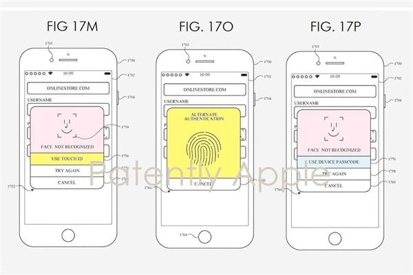 苹果新专利:触控 ID 是否会重回 iPhone 与 Face ID 并存?