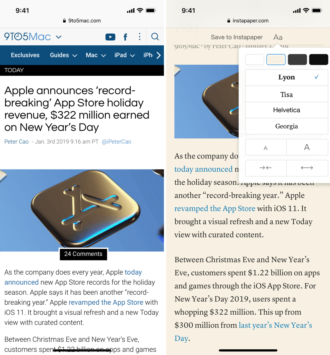 iPhone 实用书签收藏分享 | Safari 浏览器如何高亮关键词?