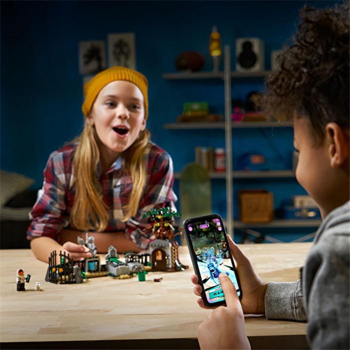 积木与AR结合 乐高将在移动平台推出全新玩法