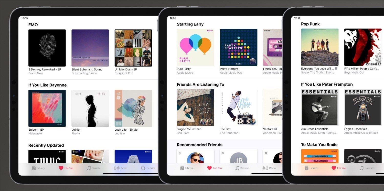 Apple Music「为你推荐」功能升级为全天更新