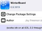 iOS9越狱插件WinterBoard :iPhone6s美化神器
