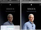 iOS10中Safari增加的这些快捷方式你造吗?