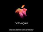 苹果10月27日又开发布会:新款Macbook Pro将亮相