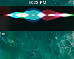 越狱插件TinySiri :将 Siri 变成屏幕上的一个小横幅