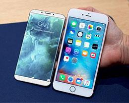 三星S8 VS 苹果iPhone8:七大领域展开尖峰对决