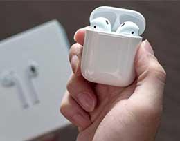 iOS 11升级解放了AirPods上的双触功能