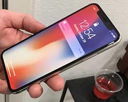 苹果iPhone X野生上手视频:应用竟然闪退……