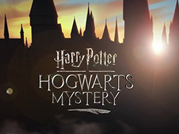 体验神奇的魔法 AR手游《哈利波特》官方发布全新预告片