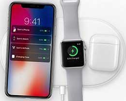 iPhone 8、X必备神器:苹果无线充电底座终于要来了