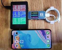 iPhone XS Max快充测试:与iPhone X区别不大
