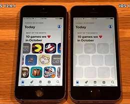 iPhone5S升级哪个系统好?iPhone5S运行iOS12.1/iOS12.0.1各方对比