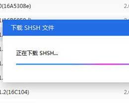 什么是SHSH?如何通过大发二分彩备份SHSH?