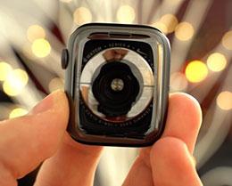 Apple Watch 未来或许能增加独特的生物识别方式