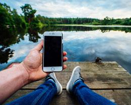 如何判断 iPhone 有没有在进行快充?