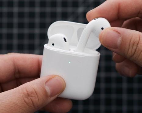 苹果对 AirPods 的环境影响发表评论,称其具有一定的可回收性
