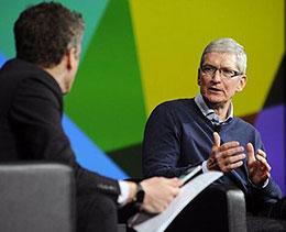 库克最新演讲:数字监控威胁创新,甚至会扼杀硅谷