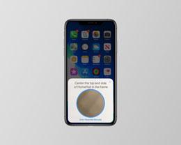 iOS 13 升级 HomePod 配对过程,需扫描顶部 LED 灯