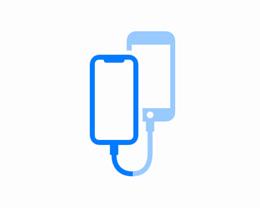 iOS 13 beta 3 新功能:iOS 设备间通过线缆传输数据