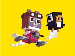 超多角色选择和无厘头的敌人子弹 疯狂飞行员值得一玩