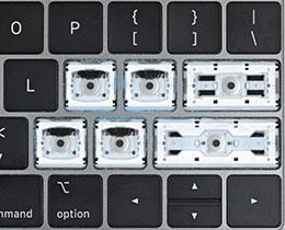 郭明錤:新款 MacBook 或将舍弃蝶式键盘