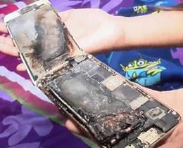 11 岁加州女孩遭遇 iPhone 6 起火:苹果正在调查