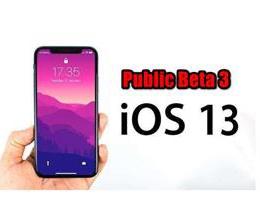 iOS 13/iPadOS 第三个公测版升级方法