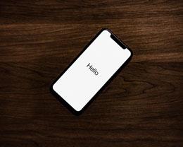 如何把 iPhone 变成小型称重计?