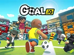 四分钟一把! 《Goal.io:乱斗足球》预约开启