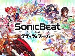 音乐手游《SonicBeat feat.Crash Fever》上架