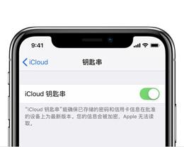 如何使用 iOS 系统自带的 2 项功能提高帐户安全?