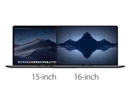 据悉 16 英寸 MacBook Pro 将采用超窄边框,9 月发布