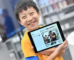 苹果夏令营:iPad 不止是娱乐设备,还能让孩子发挥创造力