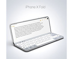 不用对折叠屏 iPhone 和 iPad 期待过早