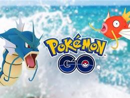 大量水系宝可梦出现 《Pokemon GO》泼水节将至