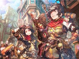 新游推荐:日系RPG系谱全新力作《冒险之门》火热预约中
