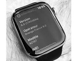 这张被泄露的照片,据说是 Apple Watch 5