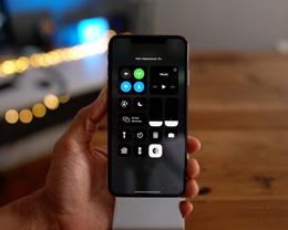 iOS 13 教程:如何在 iPhone 和 iPad 的控制中心添加「深色模式」开关