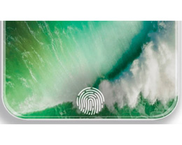 彭博社:明年新款 iPhone 将支持屏下 Touch ID