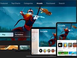 Apple Arcadey启动!超百款4.99美元包月玩,大厂云集