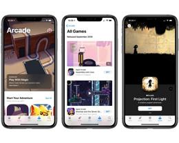 iOS 13 测试版设备可抢先体验 Apple Arcade 服务