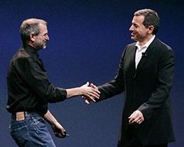 迪士尼 CEO:如果乔布斯还活着,苹果和迪士尼可能会合并